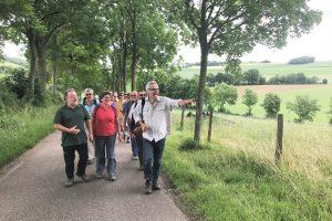 Historische wandeling door het Land van Kalk