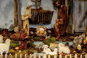 Minicolleges in het Museum: Kribkes Kieke & workshop kerststalfiguren